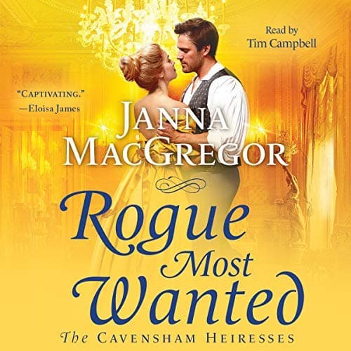 Rogue Most Wanted audiobook by Janna MacGregor