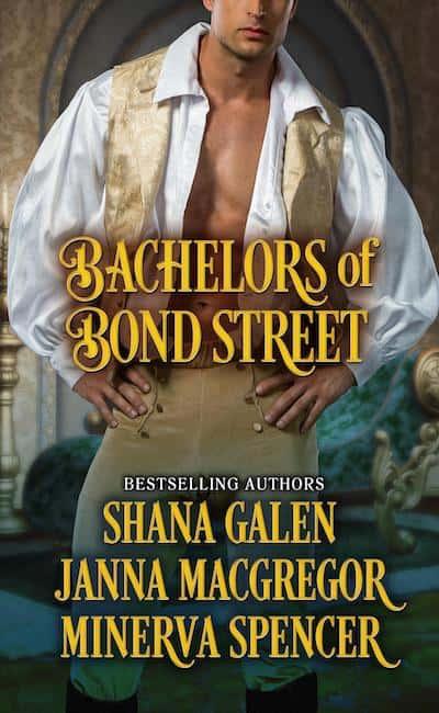 Bachelors of Bond Street Anthology by Author Janna MacGregor